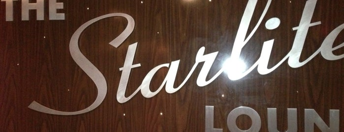 The Starlite Lounge is one of Vegas.