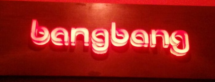 Bang Bang is one of Mexico City by un chilango.