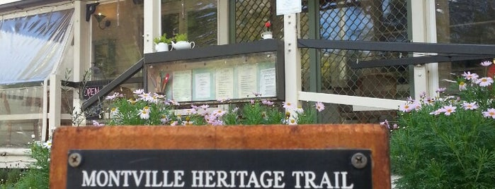 Montville is one of Tourism.