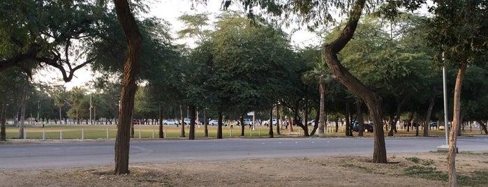 Al Deffi Park is one of Orte, die Yazeed gefallen.