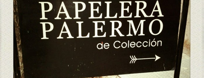 Papelera Palermo is one of Bue: Geral.