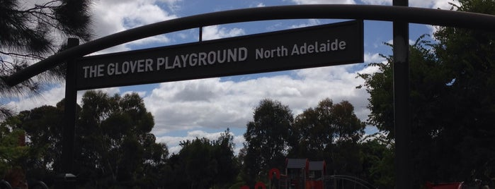 Helicopter Park is one of Adelaide's top playgrounds.