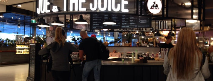 JOE & THE JUICE is one of Australia.