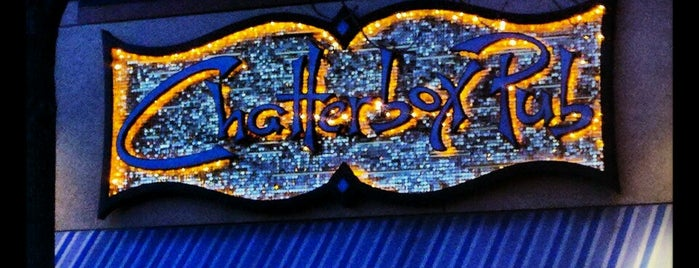 Chatterbox Pub is one of Places to Try.