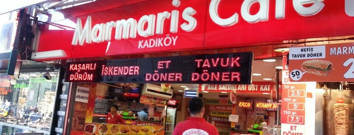 Marmaris Cafe is one of Orte, die ESRA👑 gefallen.
