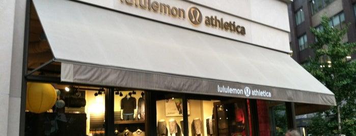 lululemon athletica is one of #myhints4NewYorkCity.
