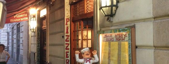 La Bruschetta is one of Costas'ın Beğendiği Mekanlar.