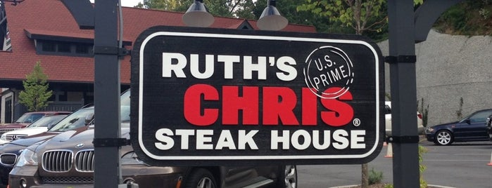 Ruth's Chris Steak House is one of Asheville.