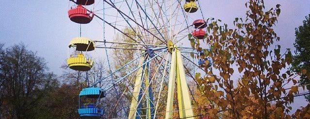 Парк Победы is one of DiaNa : понравившиеся места.