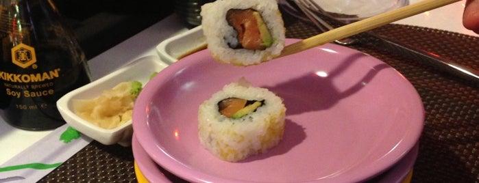 Sushi-One is one of Locais curtidos por Silvia.