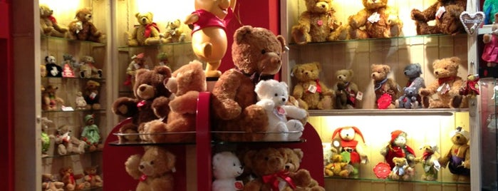 Teddy-Paradise is one of Best of Frankfurt am Main.
