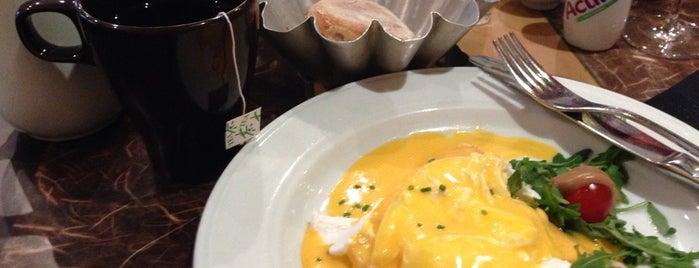 Café Oliver is one of Desayunos, Brunch y Meriendas en Madrid ☕️💗.