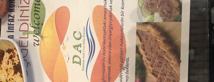 DAC Restaurant is one of Sadık'ın Beğendiği Mekanlar.