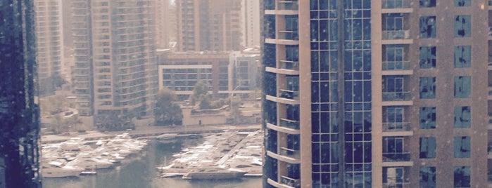 Sofitel Dubai Jumeirah Beach is one of Fahd 님이 좋아한 장소.