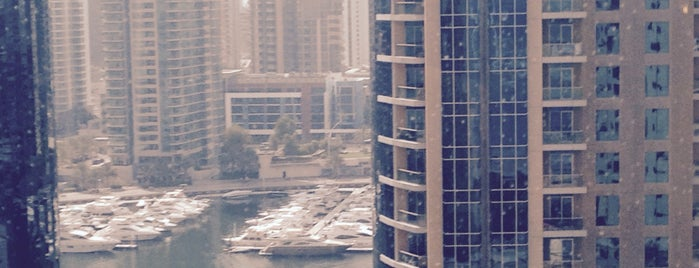 Sofitel Dubai Jumeirah Beach is one of Bander 님이 좋아한 장소.