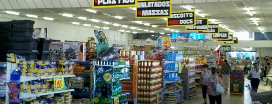 Supermercado Para Todos is one of Orte, die Fernando gefallen.
