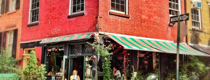 The Spotted Pig is one of west village.