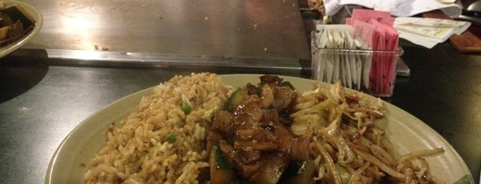 Shogun is one of Best Places to Eat in Midland, TX.