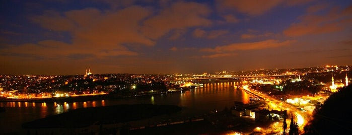 Pierre Loti Tarihi Kahve is one of Must-visit Arts & Entertainment in İstanbul.