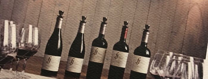Foley Johnson Winery is one of Daily Sip Deals.