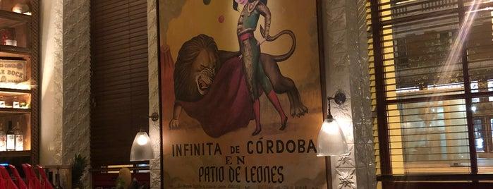 Patio De Leones is one of Madrid.