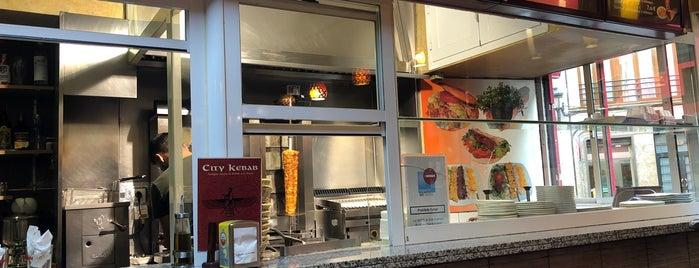 City Kebab is one of Madrid.