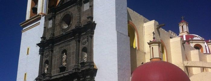 Parroquia San Luis Obispo OFICIAL is one of Vanessaさんの保存済みスポット.