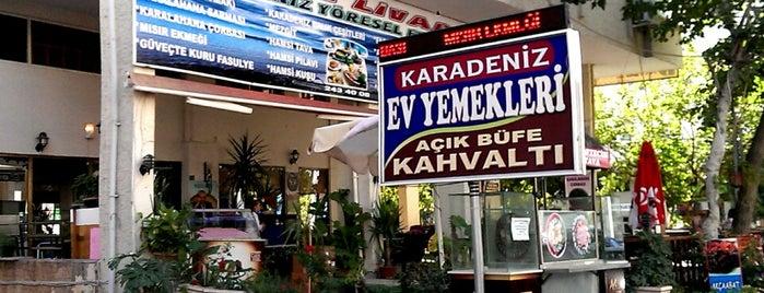 Karadeniz Ev Yemekleri is one of สถานที่ที่บันทึกไว้ของ Yasemin Arzu.