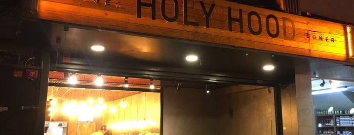 Holy Hood Burger&Döner is one of et ~ mangal ~ ocakbaşı vs.