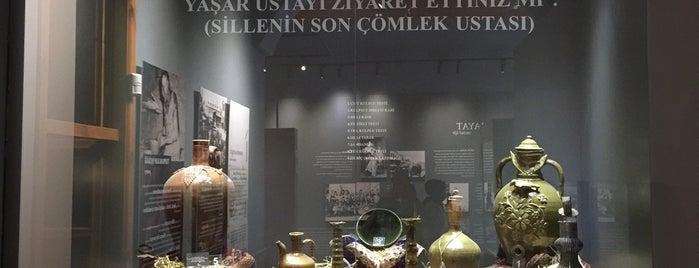 Sille Kent Müzesi is one of Bir Gezginin Seyir Defteri.