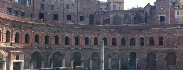 Mercati di Traiano is one of Rome / Roma.