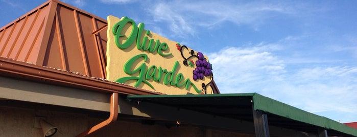 Olive Garden is one of Tempat yang Disukai Rachel.