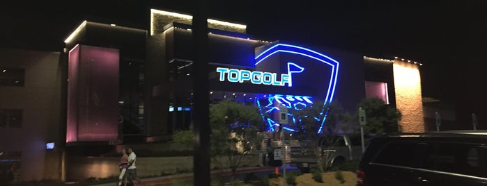 Topgolf is one of 9's Part 4.