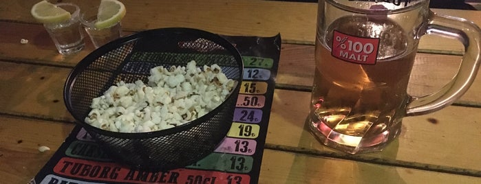 Beer O'clock is one of Lieux qui ont plu à Çağıl.