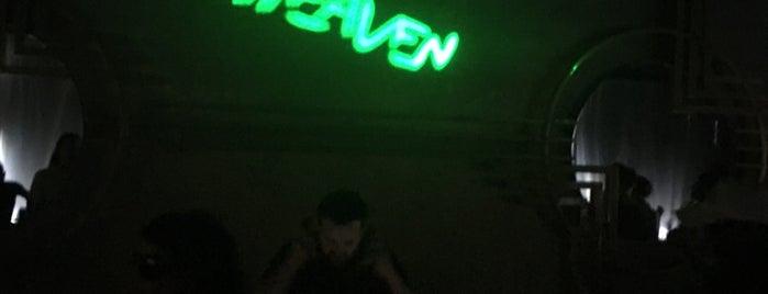 Heaven Lounge is one of Tempat yang Disimpan Stefania.