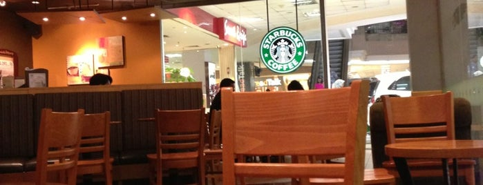 Starbucks is one of Orte, die Kemas gefallen.