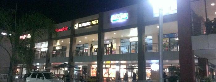 Makeni Mall is one of Lusaka, Zambia.