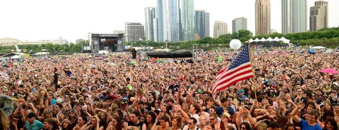 Lollapalooza 2013 is one of Adventures.