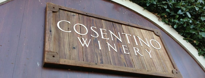 Cosentino Winery is one of Orte, die Melissa gefallen.