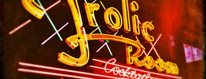 Frolic Room is one of SF / LA April 2014.