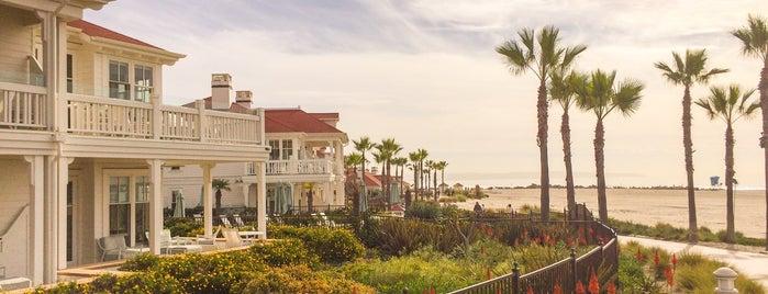 Coronado Beach is one of San Diego.