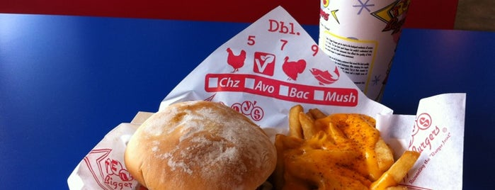 Teddy's Bigger Burgers is one of Posti che sono piaciuti a DFB.