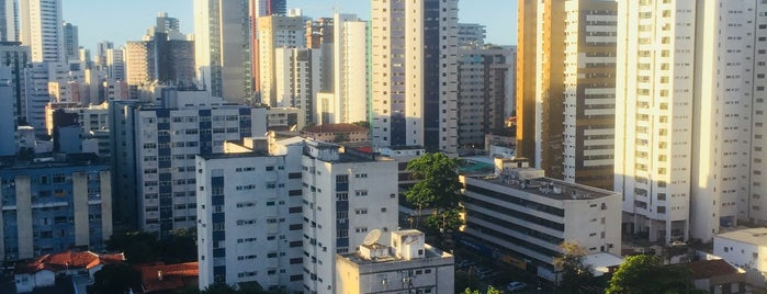 Courtyard Recife Boa Viagem is one of Posti che sono piaciuti a Dade.