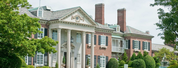 Glen Cove Mansion Hotel & Conference Center is one of Top Long Island hotels for a staycation.