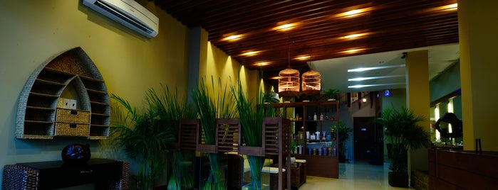 moc huong spa is one of Vietnam.