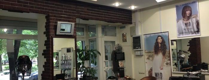Мон Мируар - салон красоты is one of Gespeicherte Orte von Ignat.