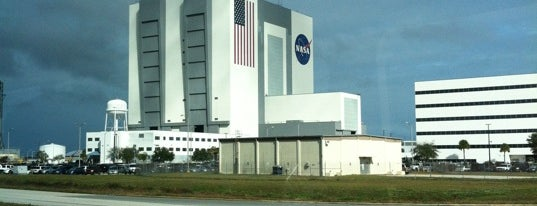 KSC Up-Close Tour is one of Aerospace Museums.