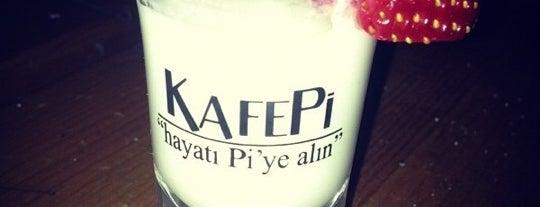 KafePi Asmalımescit Bomonti Brasserie is one of Beyoğlu Club, Bar, Bistro.