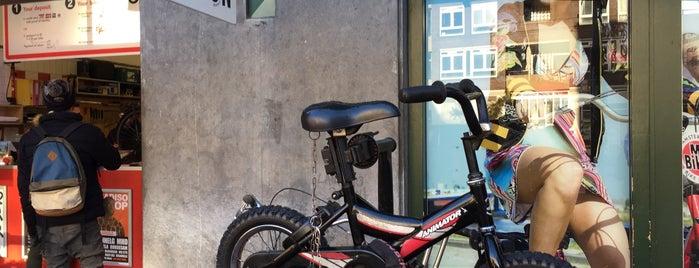 Mac Bike is one of Monocle 25/25.