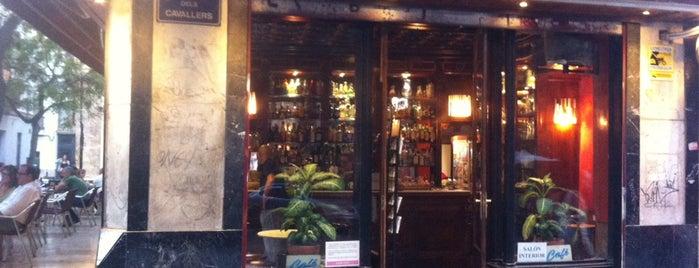 Café Sant Jaume is one of Javier'in Beğendiği Mekanlar.